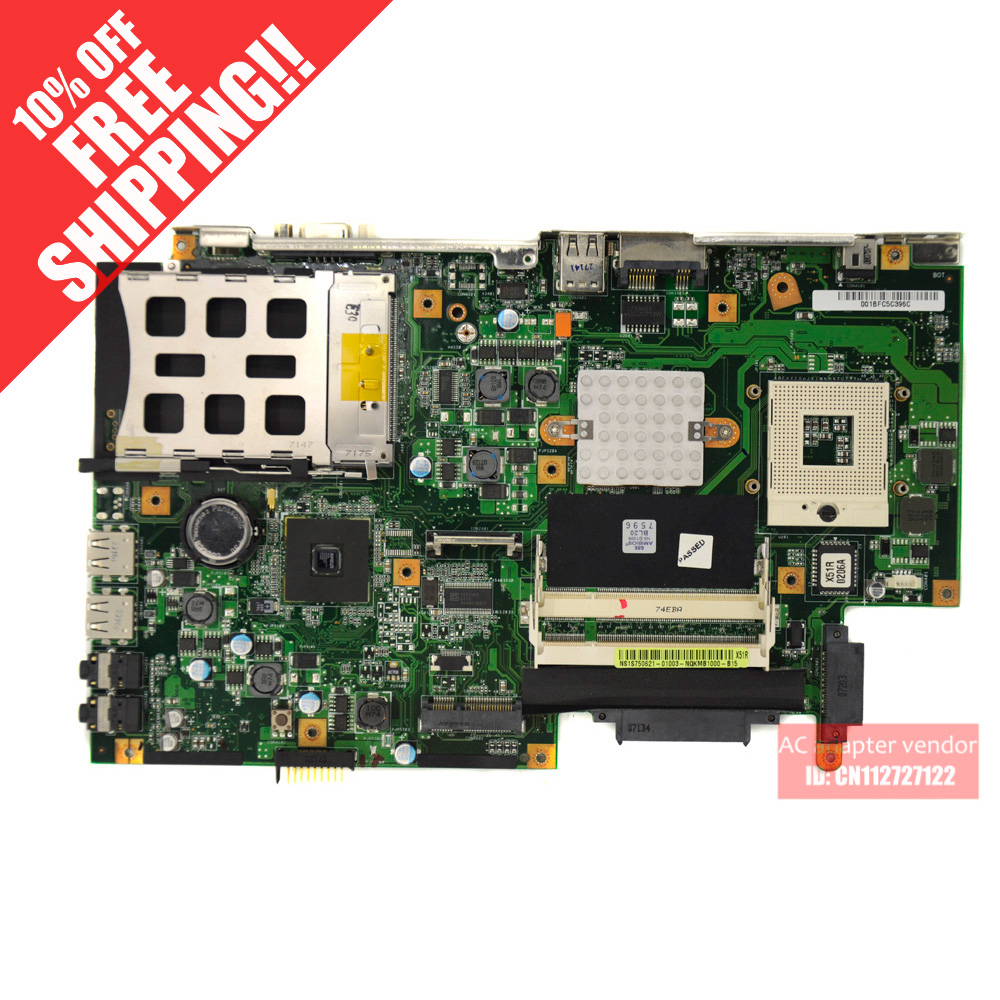 FOR ASUS X51R X51 Motherboard brand new laptop keyboard for asus a9 a9rp a9t z94 z94rp z94g x51 x51r x51rl z94l x50 service br version brazil