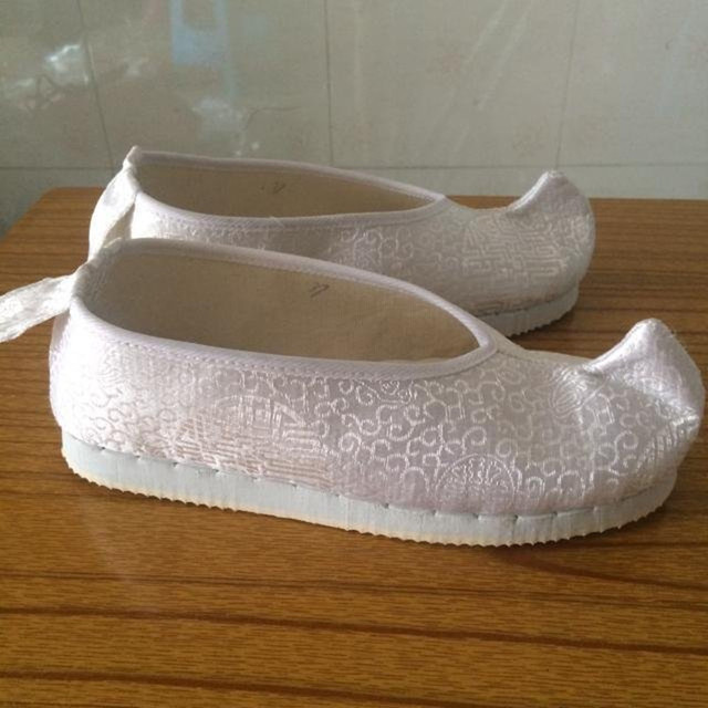 info for 4a4a2 bdf56 US $37.75 14% di SCONTO|Antico dinastia scarpe per le donne cinesi antichi  antiche scarpe cinese cosplay scarpe classiche scarpe stivali principessa  ...