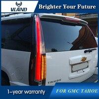 Светодиодный задние фонари заднего лампы для Tahoe GMC Yukon Chevy Chevrolet 2007 2014 светодиодный задние фонари сборки Cadillac Escalade Стиль