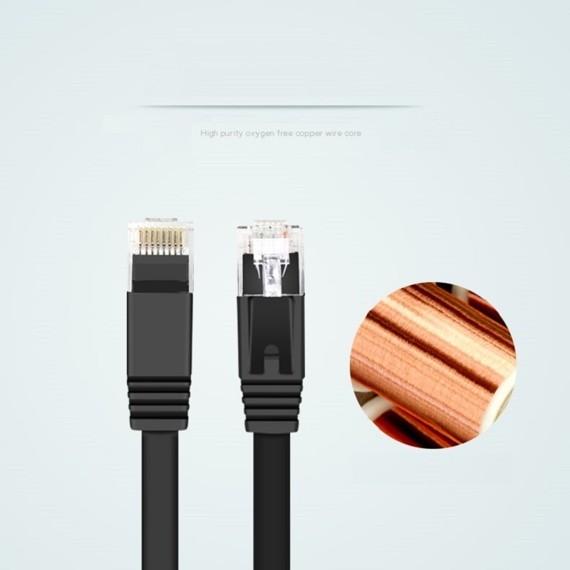 AH1   Cable Pure Copper Wire Cat6 FlatAH1   Cable Pure Copper Wire Cat6 Flat