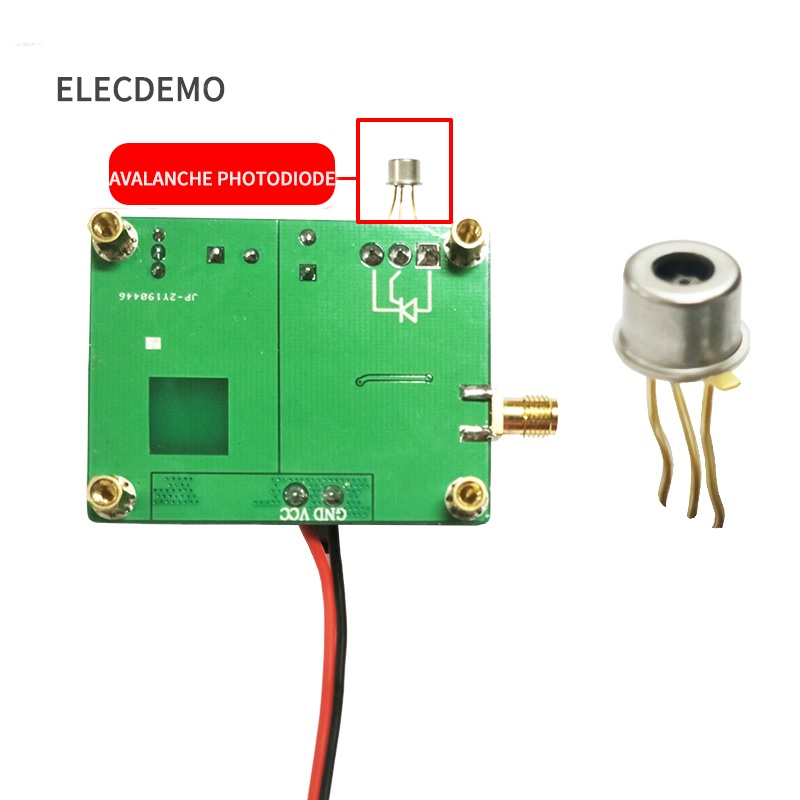 Image 4 - IV conversion amplifier module APD IV avalanche photodiode  driving photoelectric signal current to voltageDemo Board Accessories