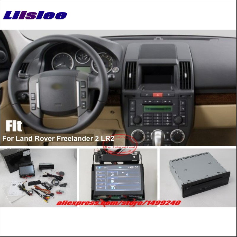 Liislee For Land For Rover Freelander 2 Car GPS NAVI Navigatiesysteem - Auto-elektronica - Foto 6