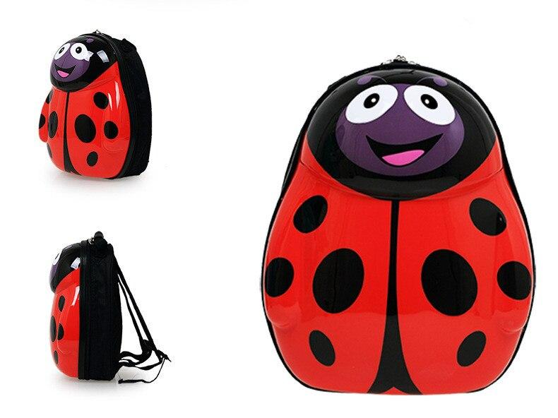 Chibelle Beetle Ladybug Backpack Kinderen Cartoon Baby Kleuterschool - Rugzakken - Foto 2