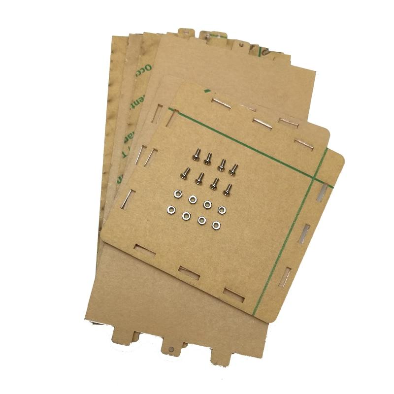 Colarful LED Cubic Ball Creative Acrylic  Case(box)