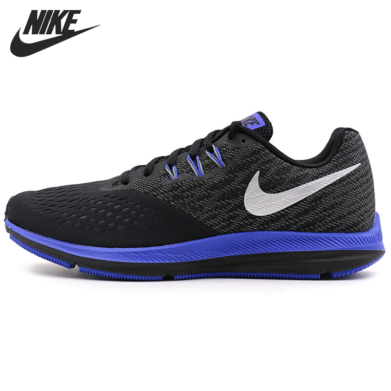 Original New Arrival 2017 NIKE ZOOM WINFLO 4 Men's Running Shoes Sneakers original new arrival 2017 nike zoom condition tr women s running shoes sneakers