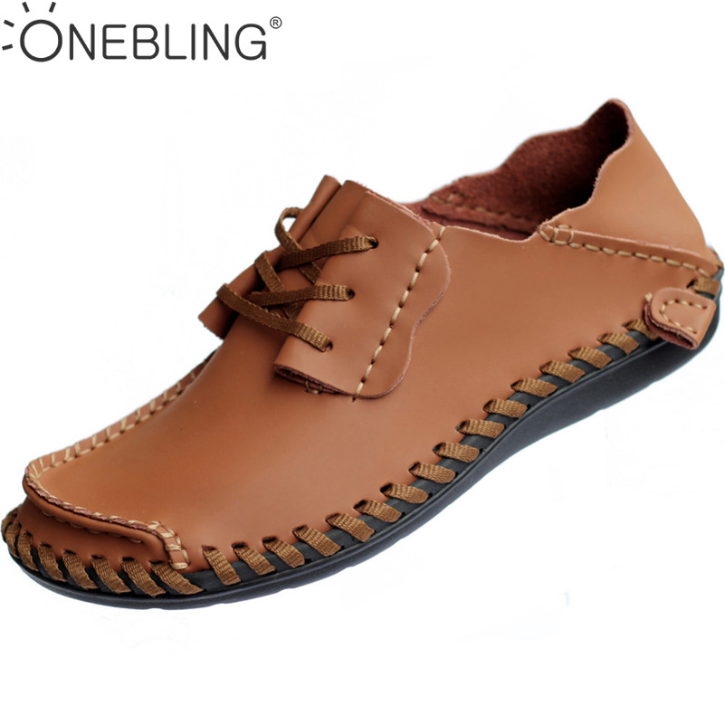 Genuine Leather Men Shoes Spring Casual Shoes 2017 Summer Leather Shoes Breathable Flat Shoe Lace up Outdoor Oxfords Wholesale summer women shoes casual cutouts lace canvas shoes hollow floral breathable platform flat shoe sapato feminino lace sandals