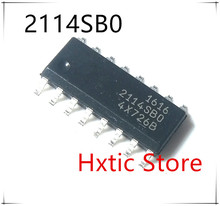 NEW 10PCS/LOT 2114SB0 2114SBO 2114S 2114 SOP-16 IC