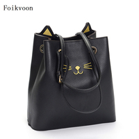 Woman Crossbody Bag PU Leather Casual Shoulder Bags For Ladies Simple Solid Color Female Popular Bags