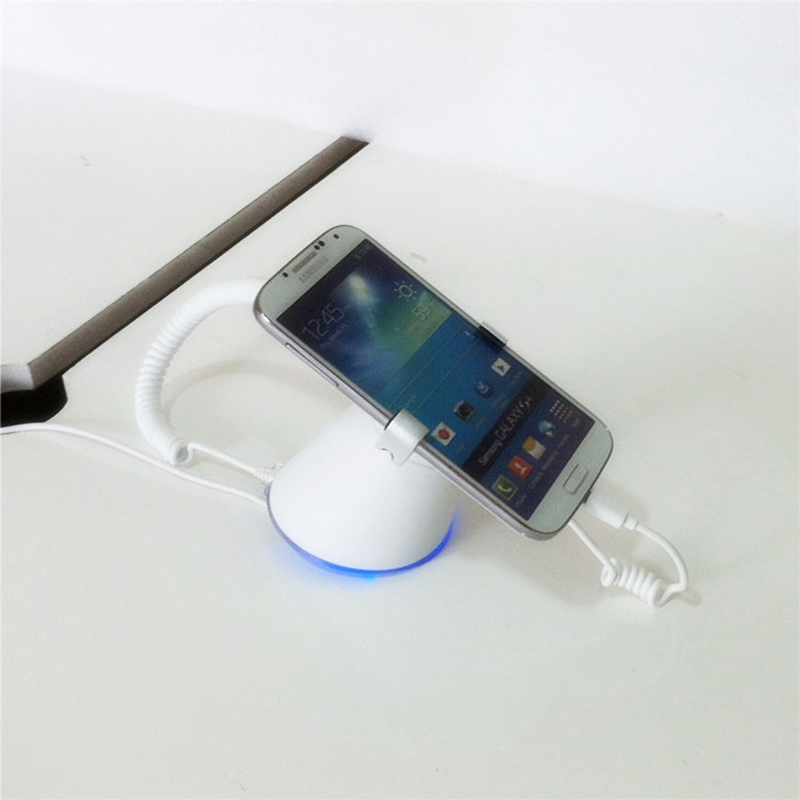 Mobile cell phone display security stand burglar alarm system Iphone samsung anti-teft holder for retail exhibition with clamp 10xcell phone security stand mobile phone display smartphone burglar alarm system ati theft holder for electronics retail shop