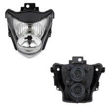 كشاف إنارة أمامية لدراجة نارية مجموعة مصابيح أمامية كشافات لهوندا الدبور CB600 CB600F 600F 2007 1010 2008 2009