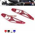 Для YAMAHA FZ-09 ФЗ 09 FZ09 MT09 MT 09 MT-09 2014-2015 Принадлежности Для Мотоциклов 3D Логотип Воздуха На Входе Крышка Красный