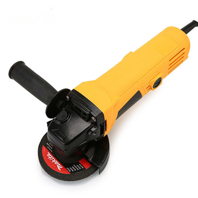 US $38 99 |100mm Electric Angle Grinder for Metal Wood Plastic Cutting  Small Hand Held Tool -in Grinders from Tools on Aliexpress com | Alibaba  Group