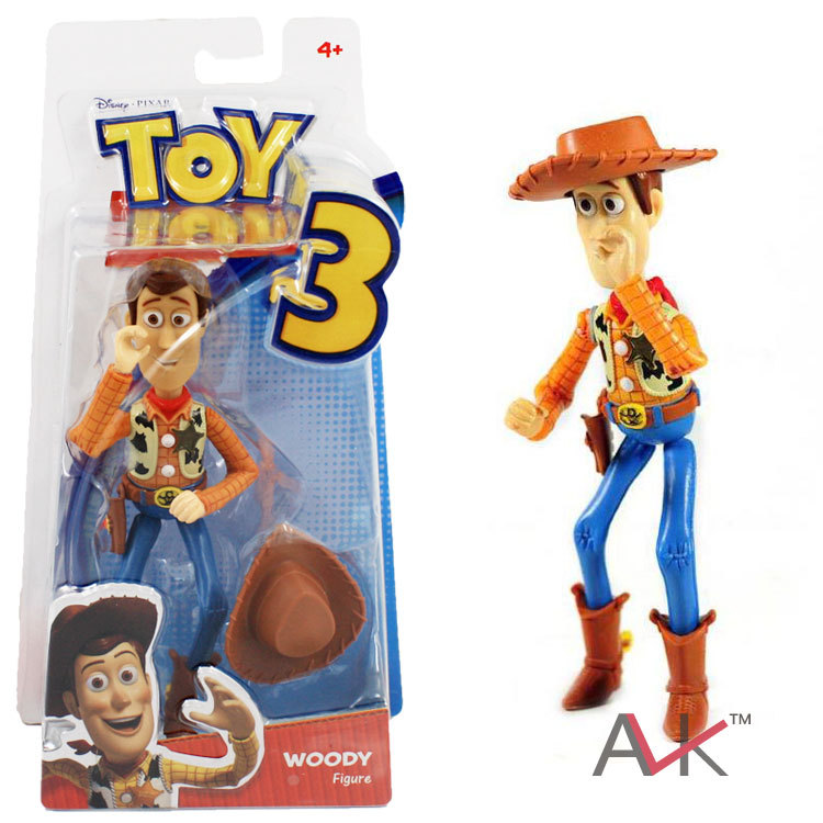 Free Shipping Brand New Toy Story 3 Action Figure Toys