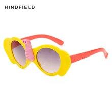 2017 New Kids Polarized Goggles Baby Children TR90 Frame Sunglasses UV400 Boy Girls Cute Cool Eyewear Glasses Elephant pattern
