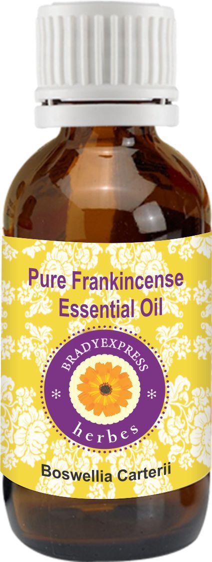 FRee Shipping Pure Frankincense Essential Oil (Boswellia Carterii) 100% Natural Therapeutic Gr  5ML