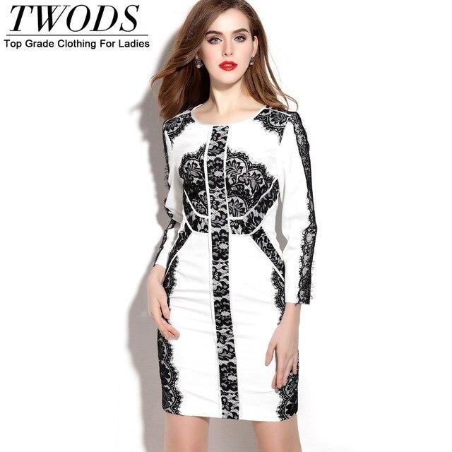 Aliexpress.com : Buy Twods European Style Lace Patch Women Formal ...