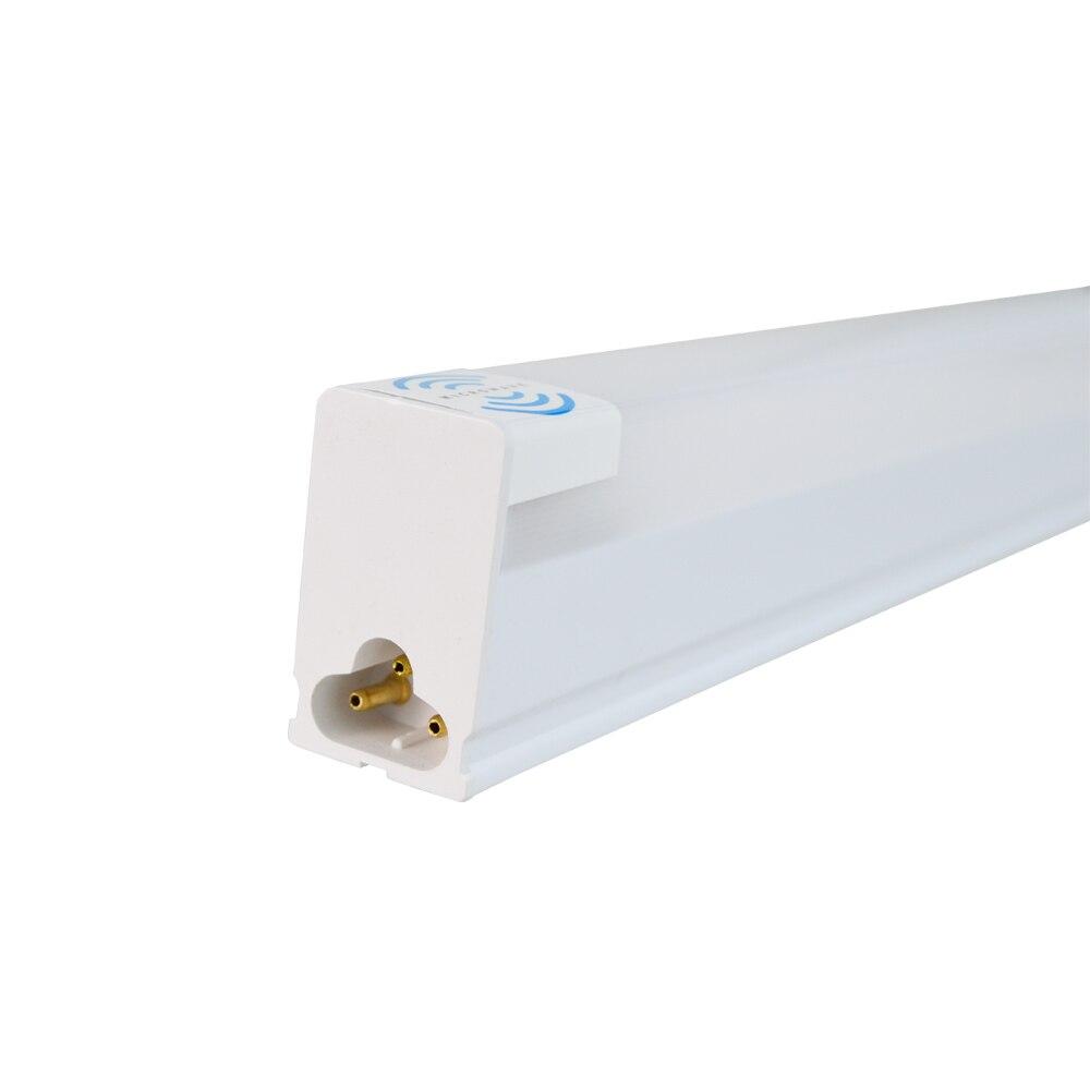 0 3m 0 6m Smart Energy saving 1ft 2ft T5 LED lamp motion sensor microwave sensor 5W 7W T5 Integrated tube 85 265V T5 LED Light in LED Bulbs Tubes from Lights Lighting