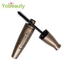 1pcs brand black mascara beauty makeup maquillage waterproof rimel maquiagem
