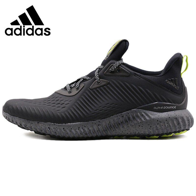 ff833ace8306 Adidas Original New Arrival Alphabounce Em Ctd Men s Running Shoes Sneakers