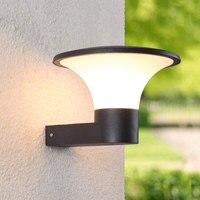 Waterproof Courtyard Wall Lamp, Outdoor Garden Villa landscape lights residential fence exterior buitenverlichting