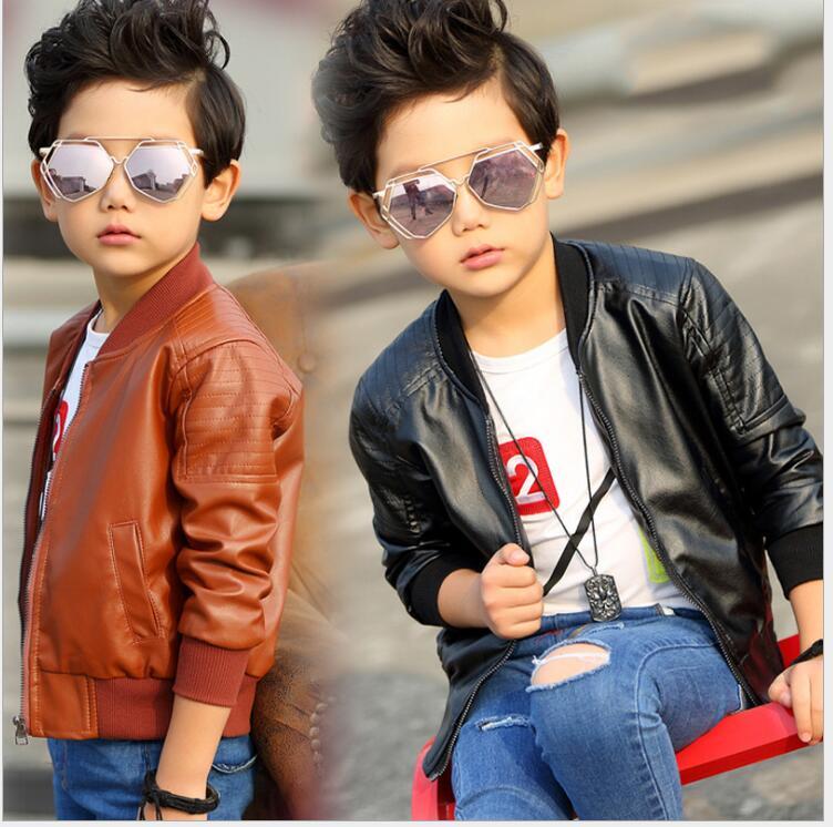 Jacket Coat Outerwears Clothing Autumn Baby-Boy Winter Fashion Children New 2-7 Yrs