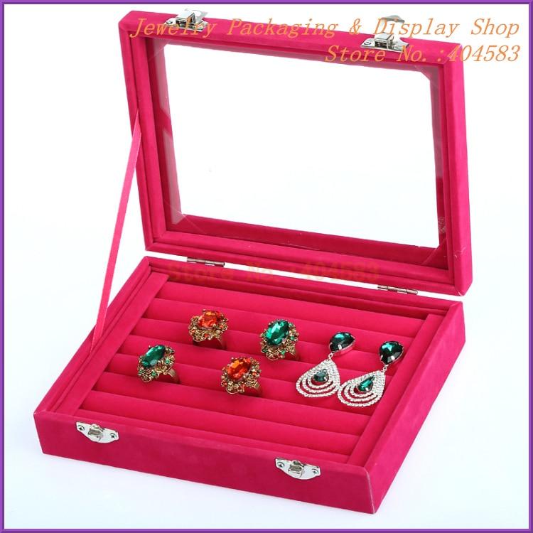 Online Buy Wholesale glass jewelry box from China glass jewelry