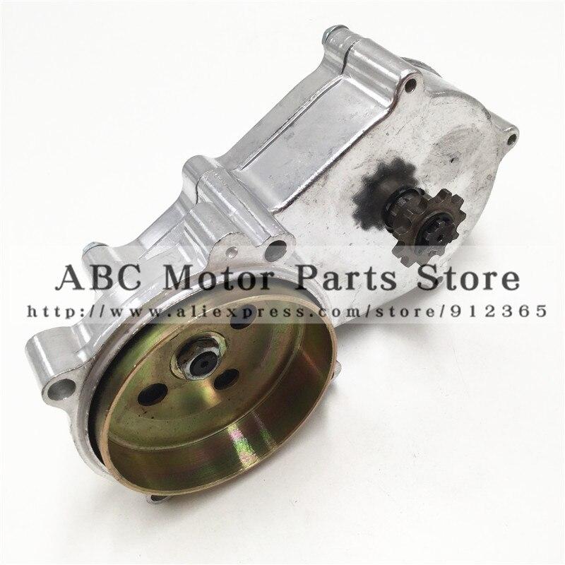 Boîte de vitesse de réduction de polissage de chaîne à Double brin de 11 dents pour mini vélo de saleté de 2 stoke, pièces de rechange de moteur de Quad 49CC