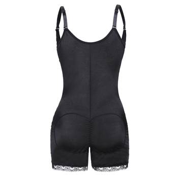Women Full Body Shaper Modeling Belt Adjustable Waist Trainer Butt Lifter Thigh Reducer Panties Control Push Up Shapewear Corset 5