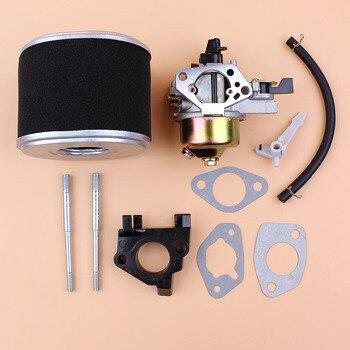 Adjustable Carburetor Insulator Bolt Air Filter Gasket Kit Fit Honda GX390 GX 390 Chinese 188F 13HP Gasoline Engine Motor
