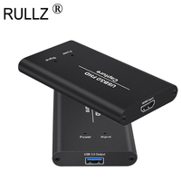 1080P 60fps HDMI Video Capture Card Game Recorder for PS3 PS4 Xbox TV BOX Twitch Potplayer OBS Youtube USB 3.0 PC Live Streaming