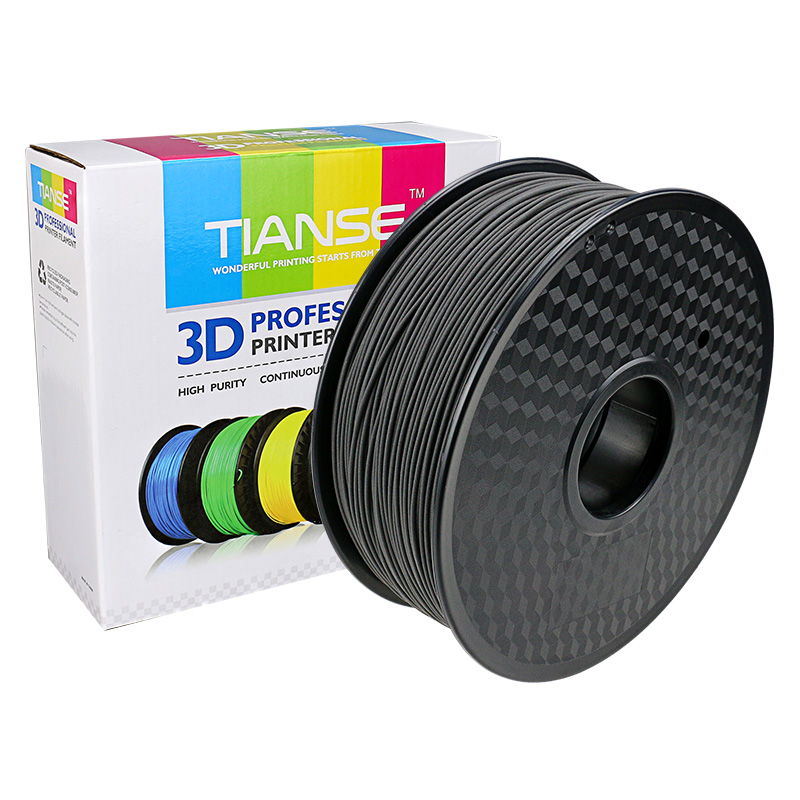 3D Filament Alloy Carbon Fiber 1.75mm 400M Chopped Carbon printing consumables material for 3D printer 3D pen ABS PLA PVA HIPS