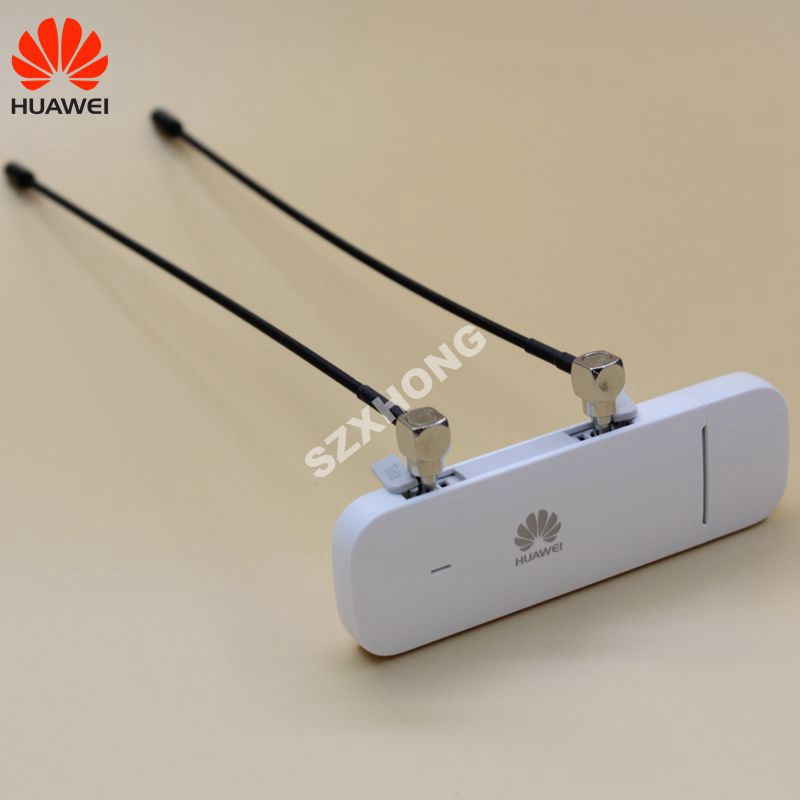 Free shipping HUAWEI logo E3372 4G LTE USB Dongle modem FDD 700/900/1800/2100/2600Mhz with CRC9 antenna unlocked lte fdd 150mbps huawei e3272s 600 with antenna 4g lte modem support lte fdd 900 1800 2100 2600mhz
