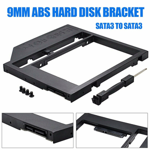 New 2nd SATA Second HDD Caddy