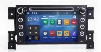 NEW Quad Core Android 7.1 Fit SUZUKI GRAND VITARA 2005 - 2012 - 2014 CAR DVD PLAYER Multimedia Navigation DVD GPS RADIO NAVI MAP