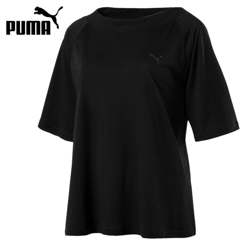 Original New Arrival 2018 PUMA Evo Top Womens T-shirts short sleeve Sportswear ...