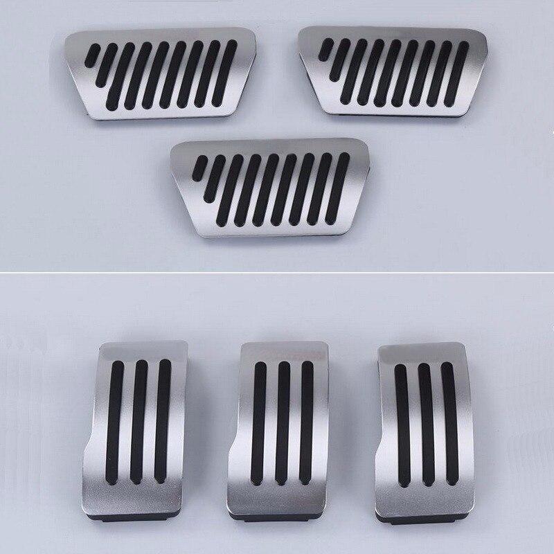 Etiquetas engomadas de la cubierta del pedal del freno / gas - Accesorios de interior de coche - foto 4