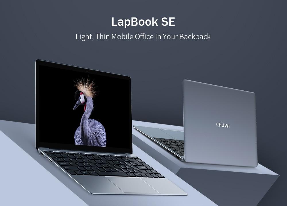 LapBook SE-bannner