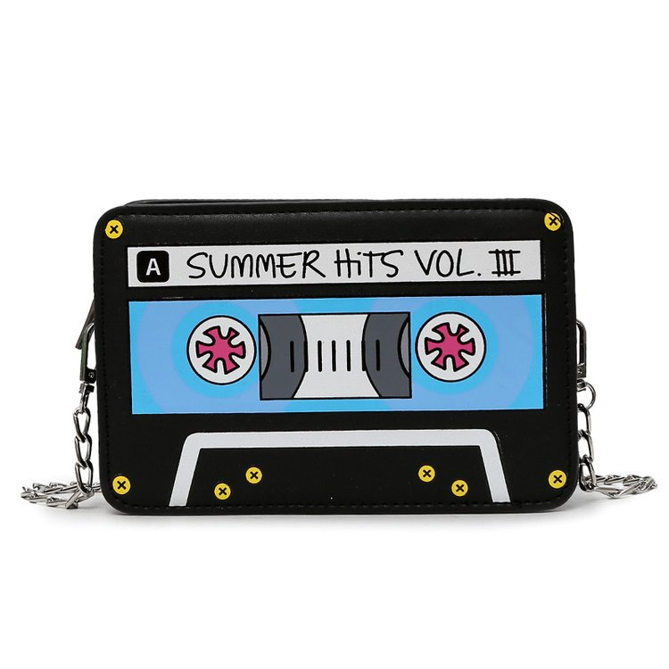 Tape Recorder Summer Small Shoulder Bag 1