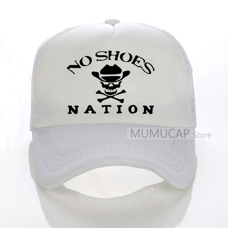 b86441eadc0 No Shoes Nation summer women men fashion Baseball caps outdoor trucker cap  women Mesh cap-in Baseball Caps from Apparel Accessories on Aliexpress.com  ...
