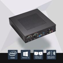 Celeron j1900 Mini PC Intel Core Win7 Linux Windows Macro de la Computadora De Escritorio de cliente Ligero Mini PC envío libre