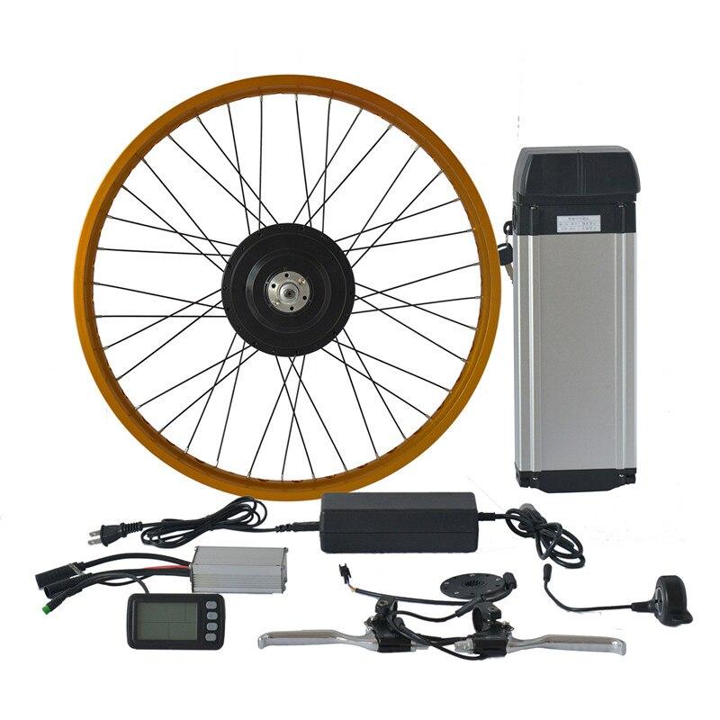 Bicycle Electric Motor Kit Philippines: 48V 1000W Ebike Electric Bicycle Bike Brushless Motor