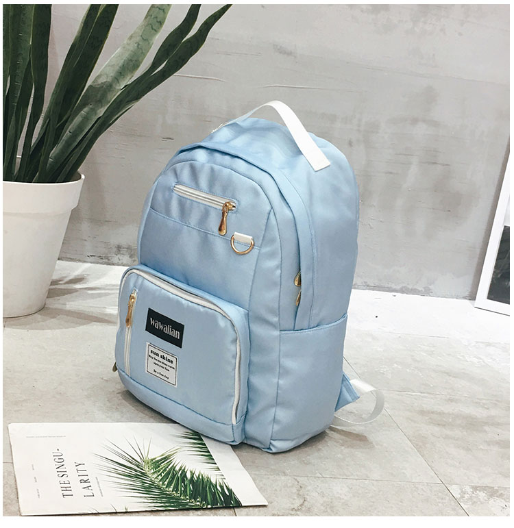 5eafde8ec25 ... 02 13 02 25 02 26 02 30 02 31. Related Products from Other Seller.  Swedish youth student school bag Backpacks For Teenage Girls Preppy ...