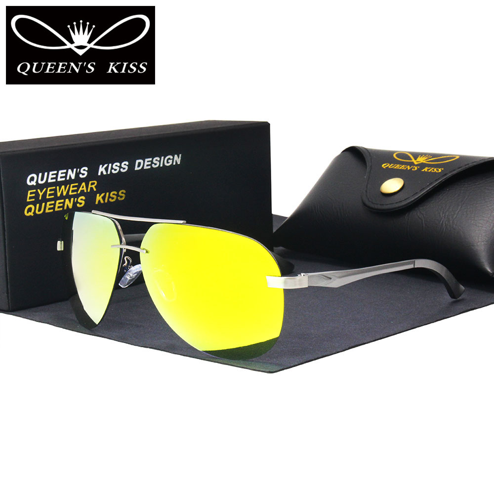 QUEENS KISS Polarized Sunglasses s