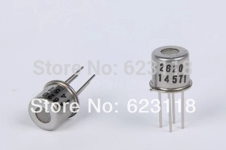 1pcs TGS2620 FIGARO alcohol gas sensor new original long time in stock new time 1