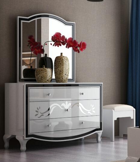 Muebles del dormitorio conjunto nuevo diseño de alta calidad bajo ...