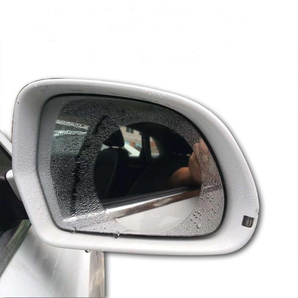 10 шт. 152 см x 50 см незапотевающий туман Nano покрытия непромокаемые зеркало заднего вида окна автомобиля, защитная пленка ванная комната домашн