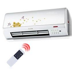 Appareil de chauffage mural à télécommande à économie d'énergie domestique étanche IPX2