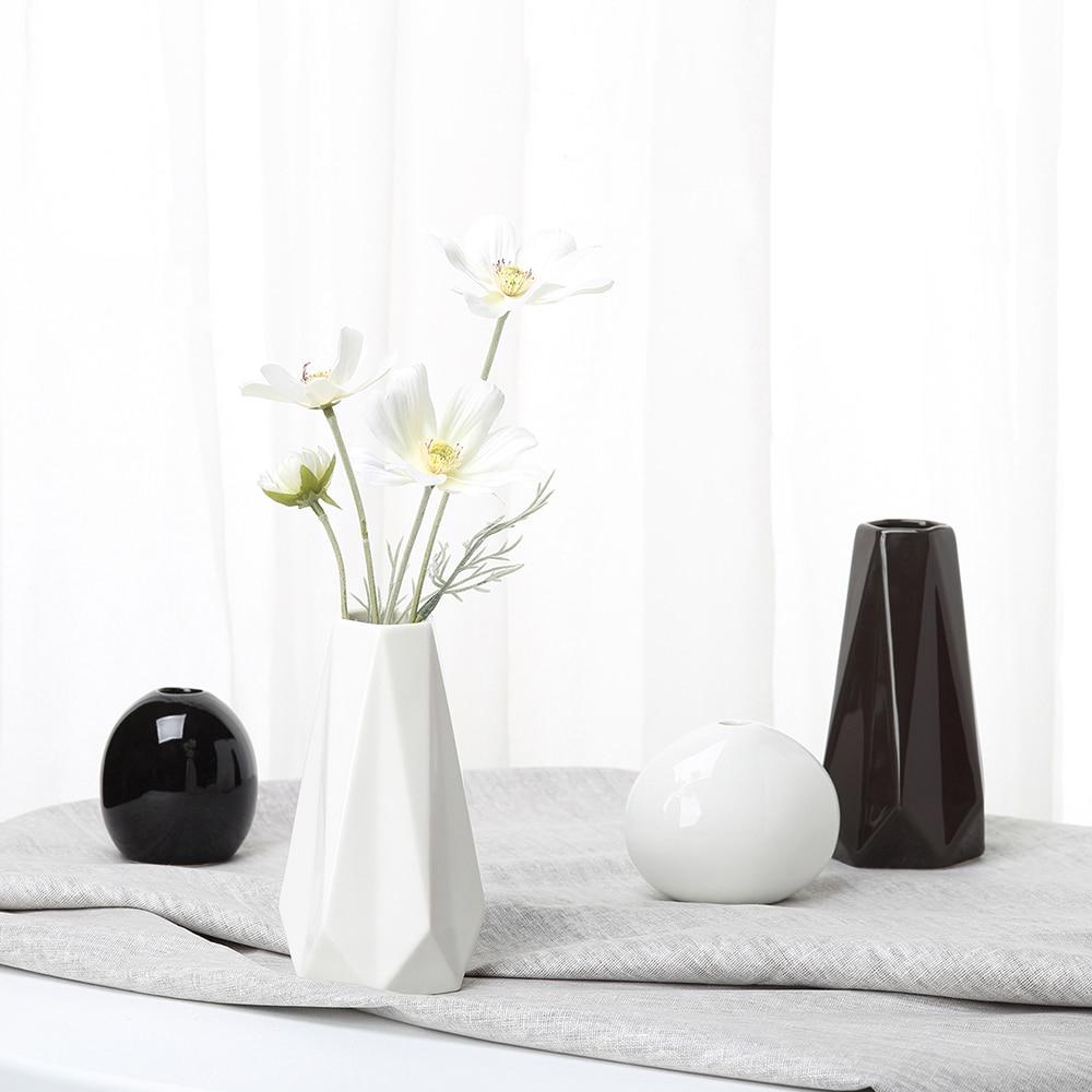 The edges corners vases ceramic white black tabletop vase home the edges corners vases ceramic white black tabletop vase home decoration vase fashion modern vases in vases from home garden on aliexpress reviewsmspy