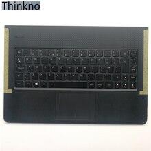 NEUE für Lenovo YOGA Yoga3 Pro 1370 C shell mit touch UK tastatur abdeckung Laptop Ersetzen Abdeckung SN20F66321