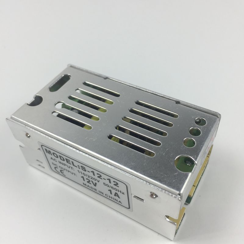Super quality LED 12V Strip Power to AdapterAC100-240V 1A 2A 3A 4A 5A 6A 8A 10A 15A 20A 30A <font><b>40A</b></font> 50A 60A Power Supply image